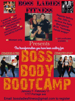 Boss Body Boot Camp