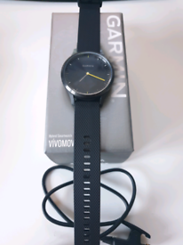 Garmin Vivomove HR - brand new condition with new battery