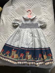 12 month girls dress