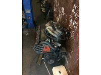 BMW E30 M20B20 Full engine clutch gearbox all working BARGAIN