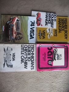 Chevrolet Vega Items