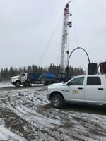 Floorhand - Flushby / Service Rig - Peace River, Alberta.