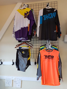 NEW ARRIVALS, MOTOCROSS JERSEYS AND PANTS