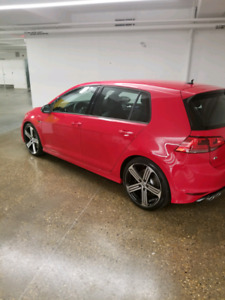 2017 Volkswagen golf r dsg tech package 33,000 km