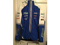 Yamaha motorcycle coat - XL