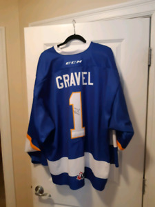Alex Gravel jersey - Halifax Mooseheads
