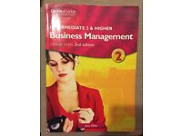 Business Management course notes