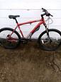 voodoo hoodoo mountain bike,,was £550