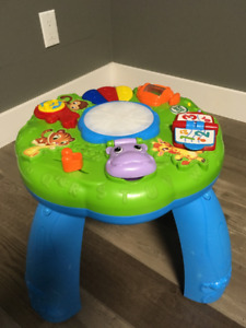 Table musicale leapfrog