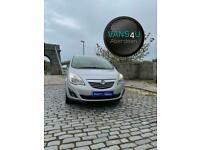 2013 Vauxhall Meriva TECH LINE MPV Petrol Manual