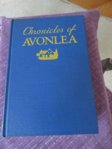 Chronicles of Avonlea - L.M. Montgomery  1945  Great condition