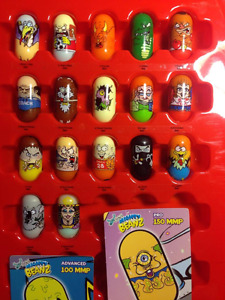 Lot of Mighty Beanz for Sale
