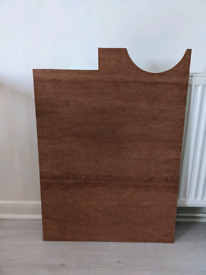 Large sheet of plywood 16mm thick - 60cm x 76cm