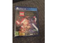 Star Wars Lego PS4 Games