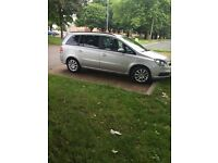 7Seater Vouxhall Zafira 1.6 Club
