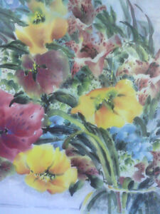 Gorgeous Painting by Aliana Au North Shore Greater Vancouver Area image 2