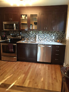 Large Fully Renovated 3 Bdrm Apt Available w/ Parking & Storage