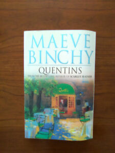 """Quentin's"" from bestselling author Maeve Binchy"