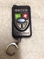 Astrostart remote starter key fob