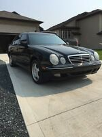 2000 Mercedes Benz E430 4Matic.. $3500.. Get it out of here!