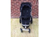 Quinny Buzz pushchair and pram