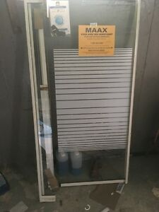 Max shower door
