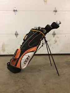 Full Golf Set and Stand Bag Dunlop DDH Special *Like New*