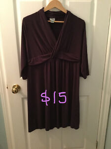 XL Maternity Clothes - $75 for 12 items St. John's Newfoundland image 5