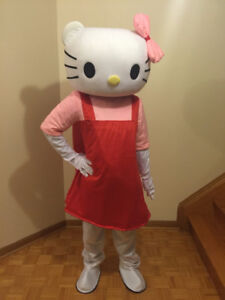 Dance Party with HELLO KITTY!! - Book Your Mascot Visits Today!