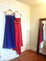 PROM DRESSES FOR SALE!!!