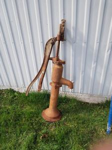 Antique pumps
