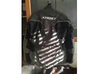 Men's M/S Shoei Motor Cycle Jacket
