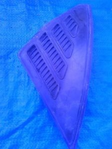 YAMAHA RZ350 1986-1990 GAS TANK FRONT TRIM PARTS TANK COVERS Windsor Region Ontario image 5