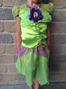 Costume halloween Fée Clochette pour fillette
