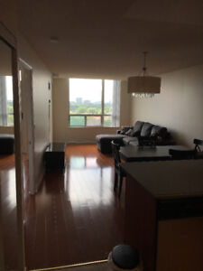 1+den condo for rent at Yonge and Finch