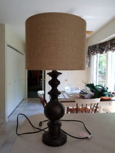 4 Table/bedsite lamps
