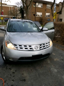nissan murano 2005 year verry good condition