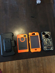 OTTERBOX Iphone 4/4s Camo Defender BRAND NEW