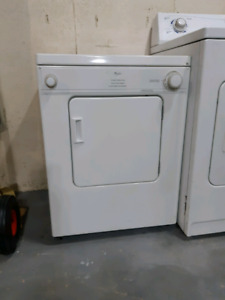 Nice Apartment size 120v Wgirlpool Dryer