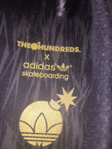 Adidas x The Hundreds Stan Smith Vulc SIZE 10