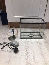 12 or 15 litre compact fish tank