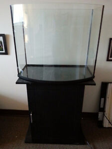 20gal Curved Tank with Stand, etc.- NEW PRICE Peterborough Peterborough Area image 3