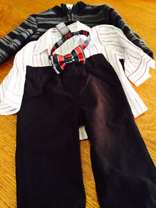 Boys 6-12 Month spring and Winter Clothing with (Christmas Outf