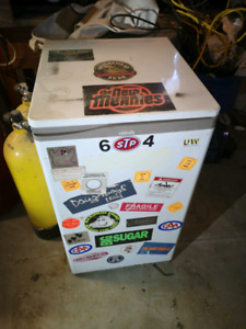 Bar fridge
