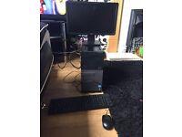 Full Dell PC Set up. i3/Windows 10