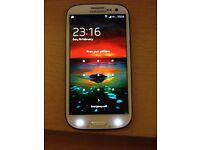 Samsung galaxy S3 16GB Good condition