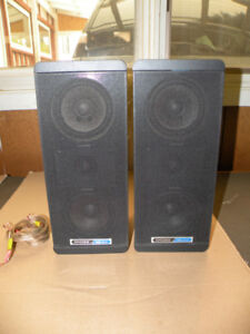 Pair of Koss MB 5 Plus Speakers. Excellent condition.