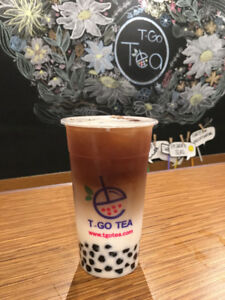 Bubble Tea & Smoothie Franchise Opportunity