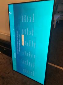 "Pansonic 65"" 4k UHD HDR LED Smart TV"