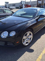 2012 Bentley Continental GT Coupe only 23,000km